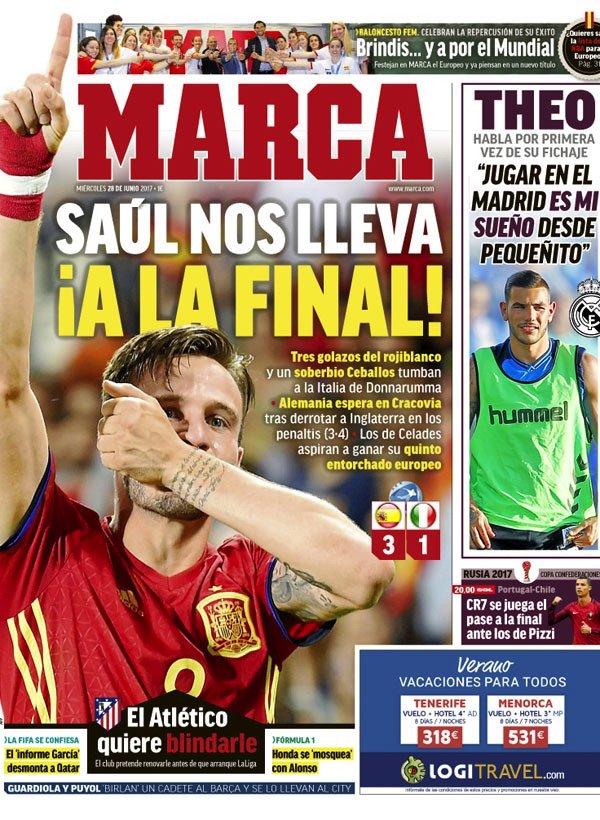#SpagnaItalia