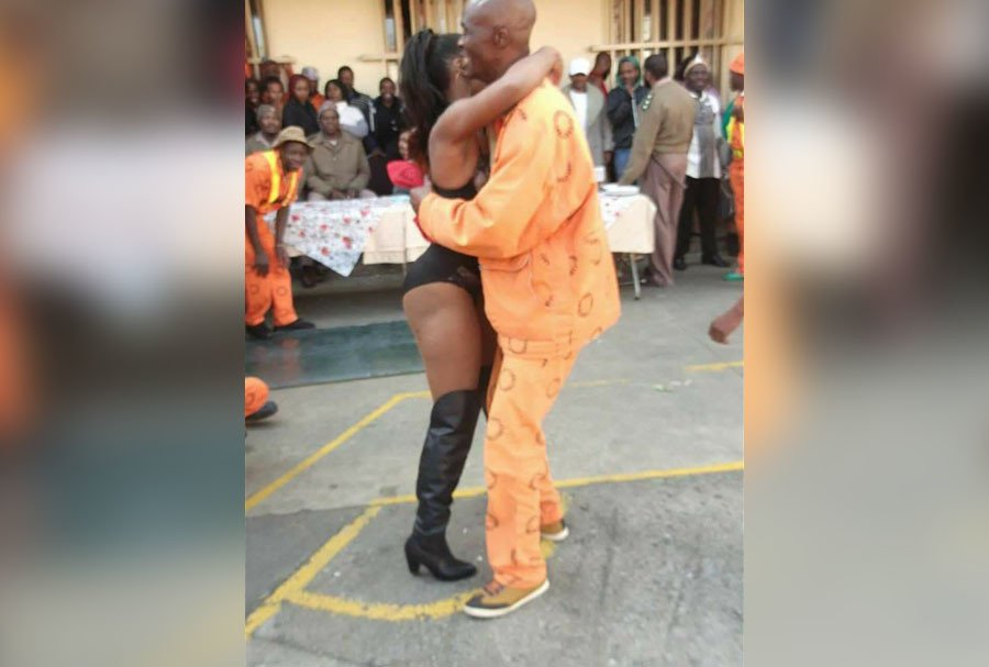 Strip show at 'Sun City' prison in S. Africa sparks outrage, 13 officers suspended