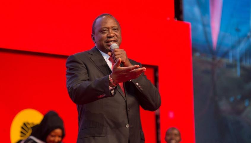 President Kenyatta popularizes the Jubilee Manifesto