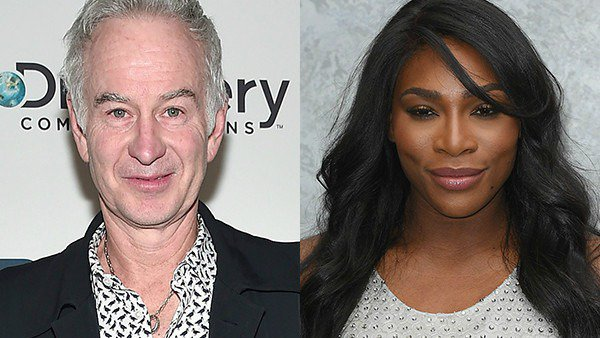 John McEnroe won't apologize for the sexist remarks he made about Serena Williams: