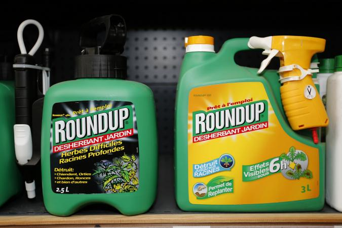 Monsanto's weed-killer Roundup causes cancer, California says