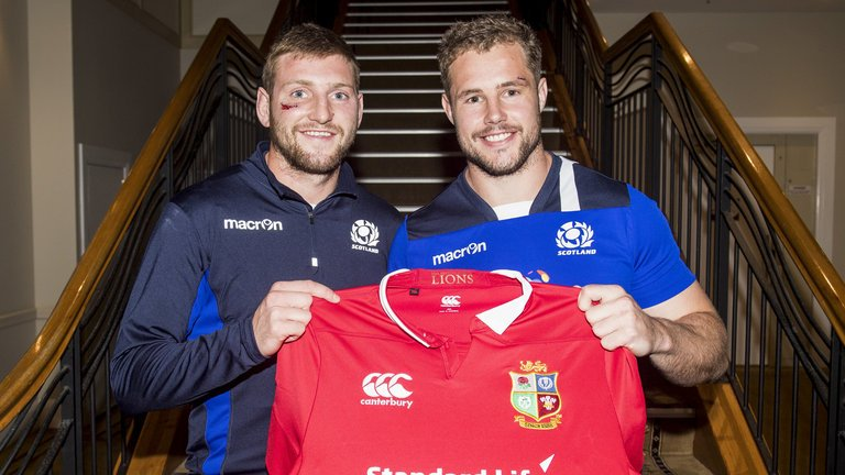 test Twitter Media - Allan Dell and Finn Russell insist they have no regrets about joining the Lions as mid-tour reinforcements: https://t.co/w2SlwtyUoh https://t.co/IwEsRG2mLx
