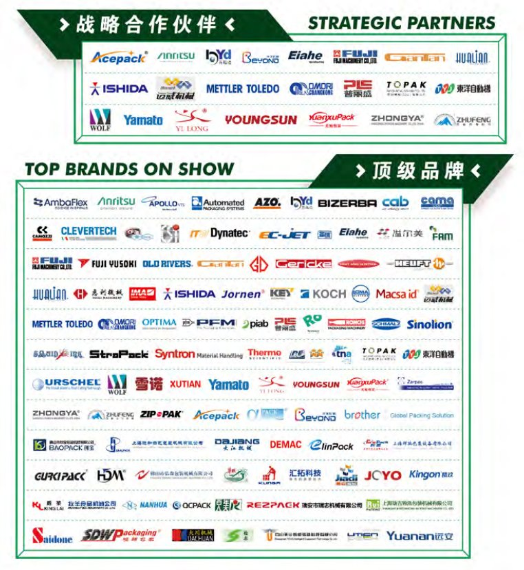 test Twitter Media - Not long before ProPak China 2017 12-14 July at SNIEC, Shanghai. Here's our partners and top brands at the show!  #processing #packaging https://t.co/6JGMAw8WFu