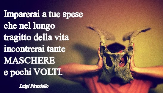 #Pirandello
