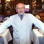 Morre o chef Alain Senderens, um dos precursores da 'nouvelle cuisine'