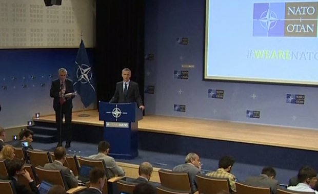 LIVE: NATO Secretary General Stoltenberg speaks ahead of MD meeting