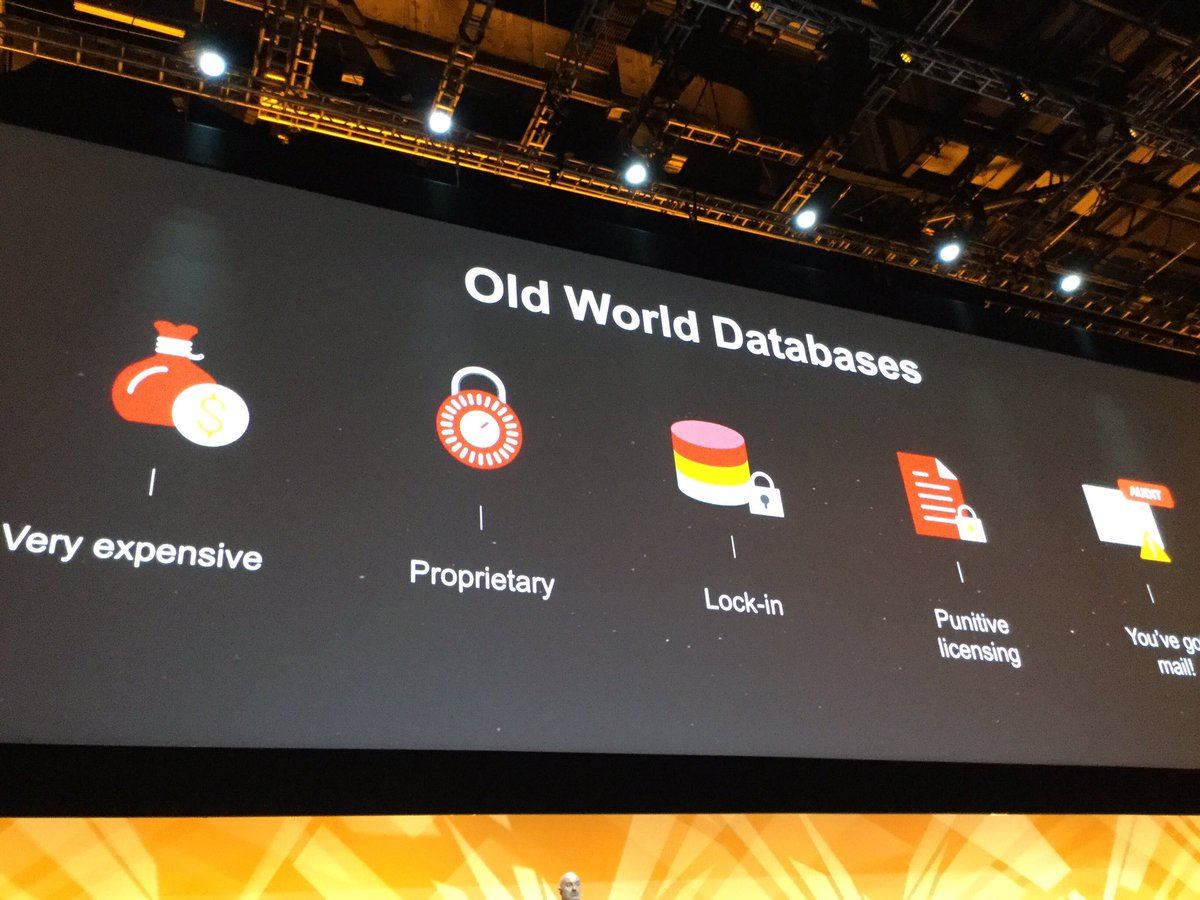 test Twitter Media - Hahahahahahahaha! Who COULD Werner be talking about? #AWSSummit https://t.co/Ue7It7tXdO