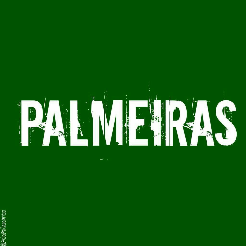 HOJE TEM PALMEIRAS