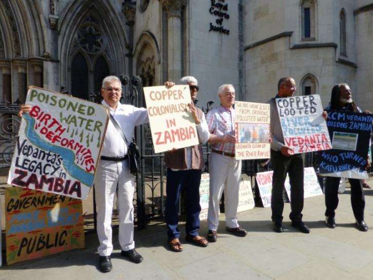 London court hears Vedanta's challenge to Zambian villagers' pollution claim