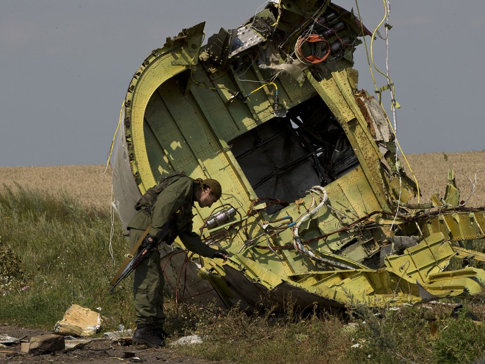 Suspects in MH17 crash in Ukraine to be prosecuted in Netherlands