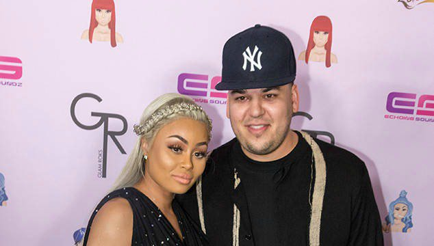 Rob Kardashian is accusing Blac Chyna of cheating during an explicit social media war: