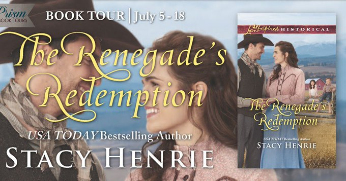 The Renegade's Redemption by Stacy Henrie (Blog Tour & #Giveaway)