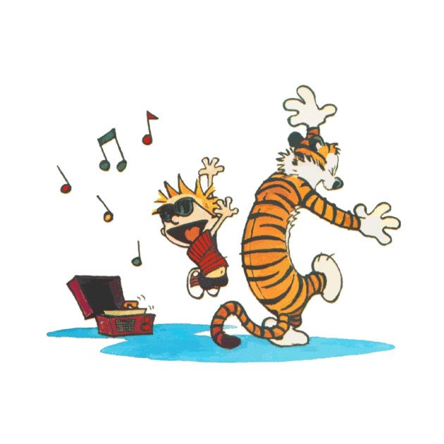 Just found out Bill Watterson was born today, happy birthday Bill! -