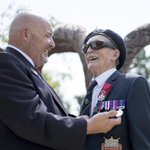 WWII veteran gets medals lost on Normandy trip replaced