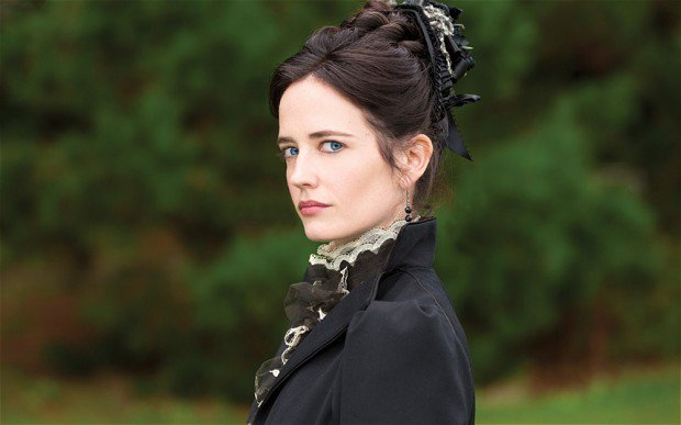 Happy birthday Eva Green! We really loved her in Penny Dreadful -