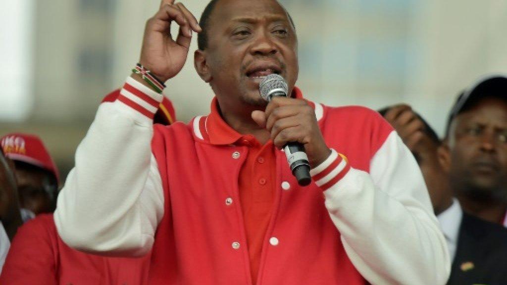 Kenya president to skip televised election debates