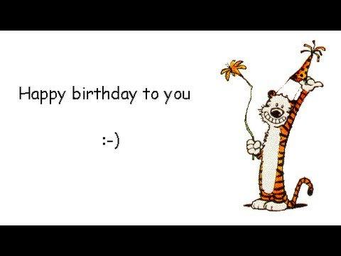 Happy Birthday Bill Watterson. Still missing Calvin & Hobbes.