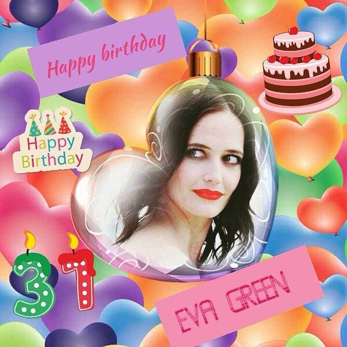 Happy birthday to you eva green