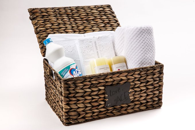 Win A Pamper Hamper From Ace Stain Removers