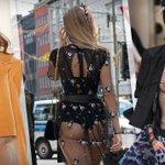 Transparenz und nackte Haut|Schon jetzt der große Trend<br />der Fashion Week