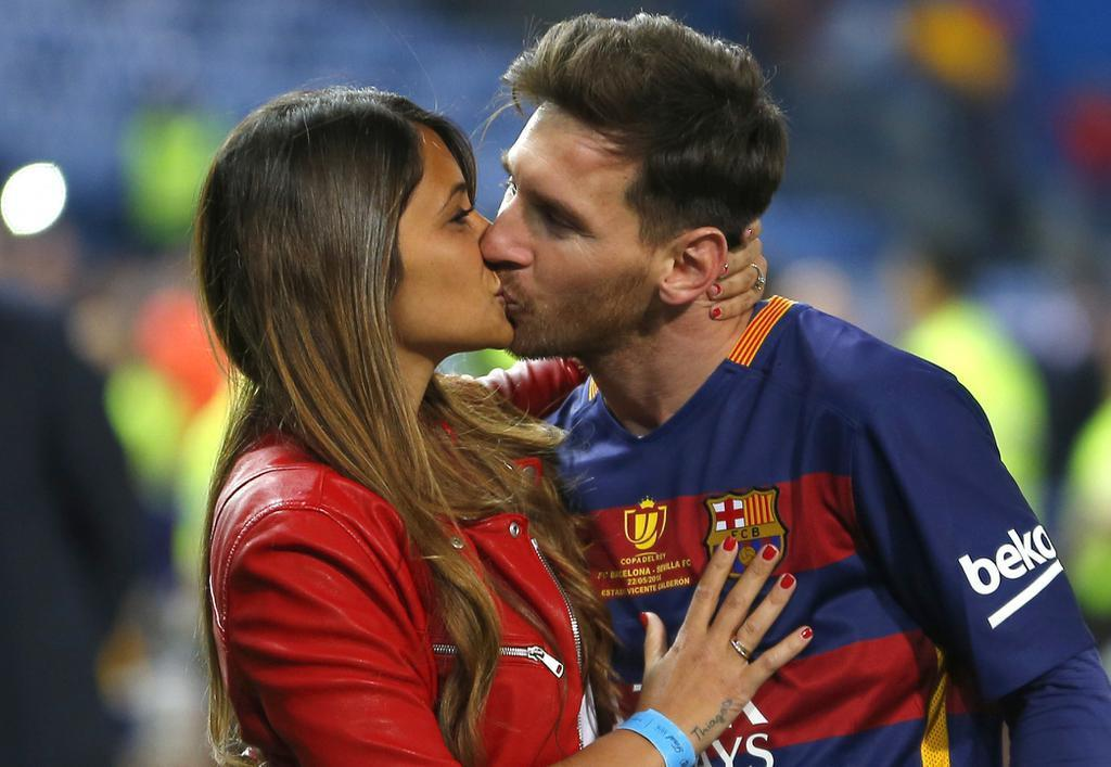 Updated: Not-so-shy Messi tying the knot with childhood sweetheart