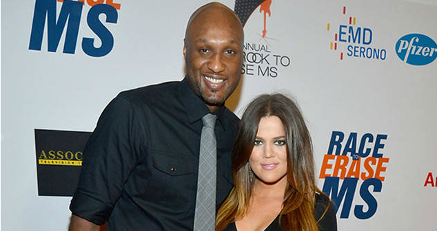 "Lamar Odom has one word for renewing his romance with Khloe Kardashian: ""No."""