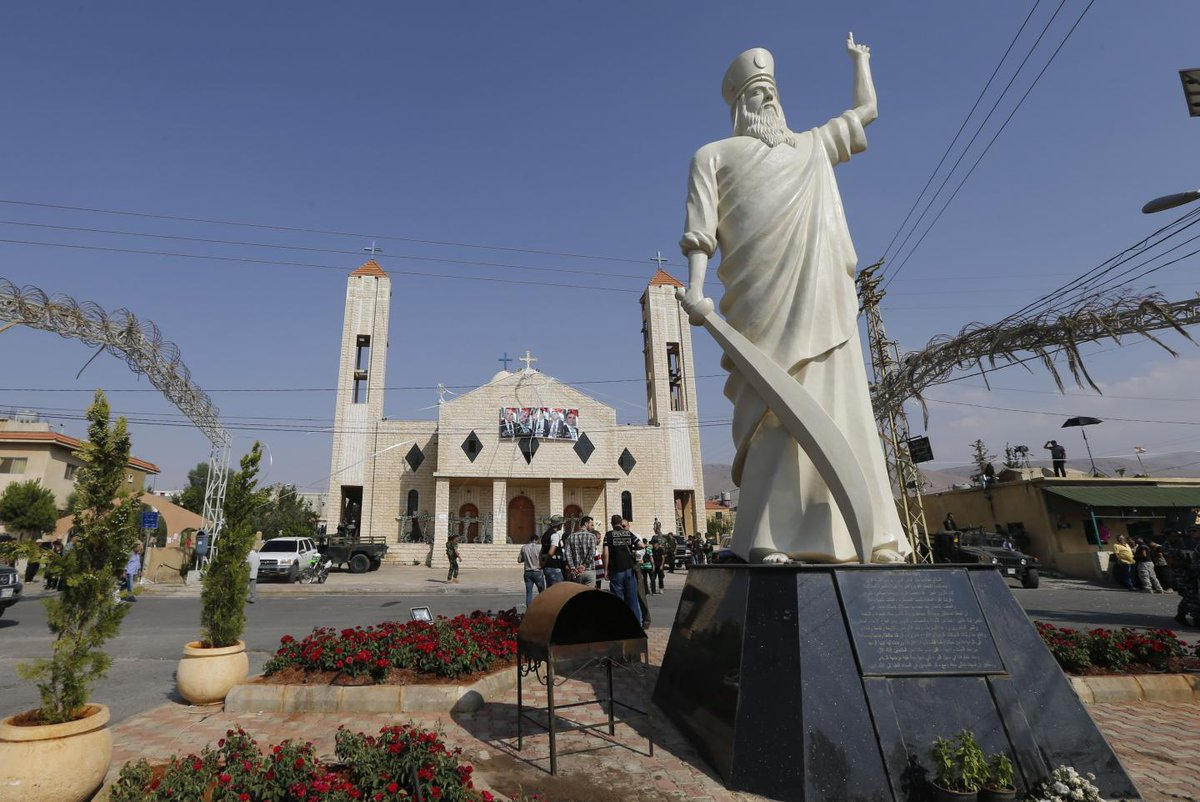 The courage of a Christian town on the frontlines against ISIS | Opinion