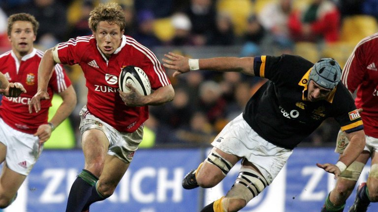 test Twitter Media - British and Irish Lions must focus on what's 'relevant', says Jonny Wilkinson: https://t.co/Prgl6Q7S9g https://t.co/3cCFj0Nl1J