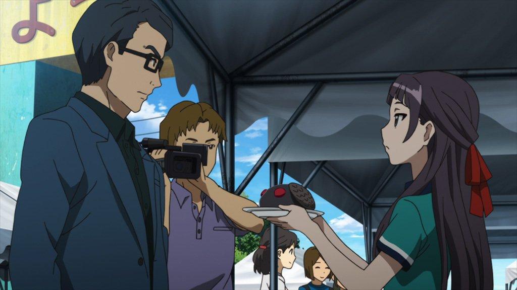 【第13話、あと1時間!】本日24:00~TOKYO MX、AT-Xにて、TVアニメ『サクラクエスト』第13話「マリオネ