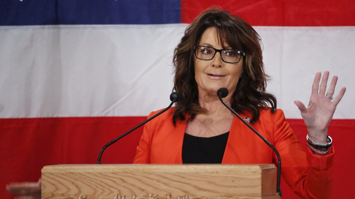 Sarah Palin sues the New York Times Via @ReutersTV