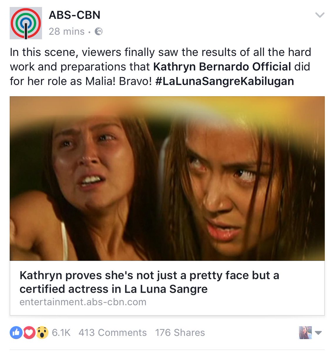 RT @periwinkle525: GUYS! Pusuan please!! Minsan lang yanh ganyang kabilis na article! #LaLunaSangreKabilugan https://t.co/UAMR65Bfwi