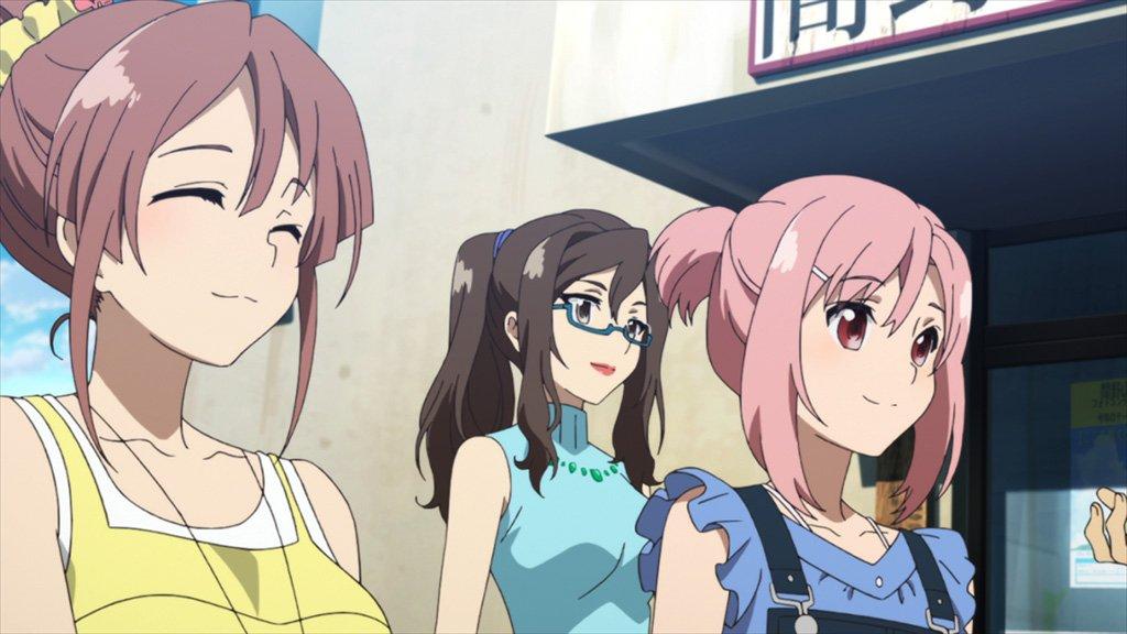 【第13話、まもなく】本日24:00~TOKYO MX、AT-Xにて、TVアニメ『サクラクエスト』第13話「マリオネット
