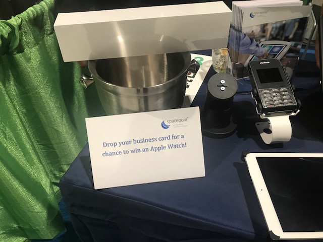 test Twitter Media - Last day of exhibiting at #NCRSynergy - You have 2 hours left to visit us at booth 603 and enter to win an Apple Watch https://t.co/wmOgSSY243