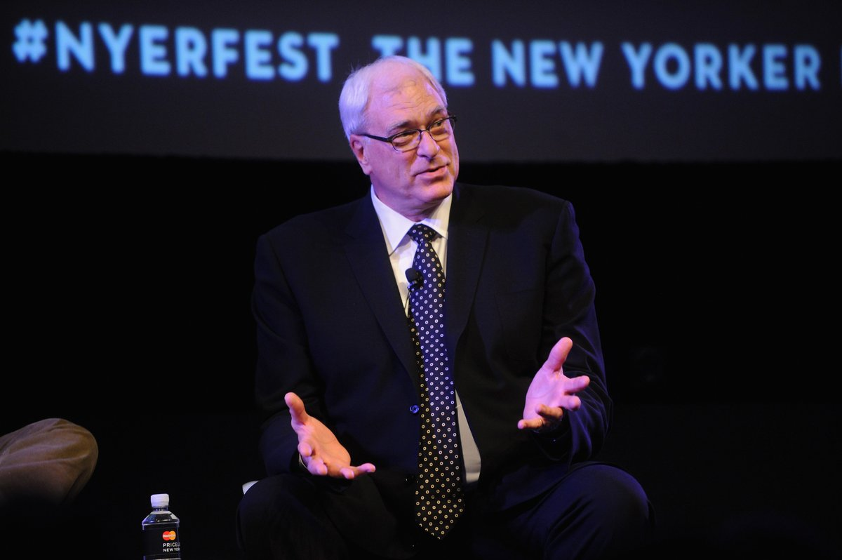"""Phil Jackson confirms """"deeply disappointing"""" departure from the New York Knicks"""