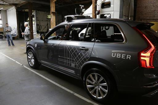 Governor signs law to test driverless cars