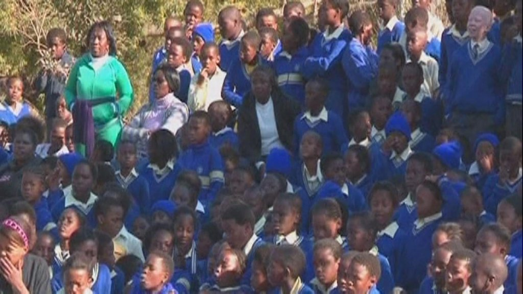 EYE ON AFRICA - South African court bars schools from promoting any one religion