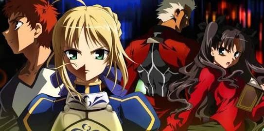 Fate/stay night見終わった!作画はHDリマスターだとZeroに匹敵する細さだった!後、とにかくアーチャーカ
