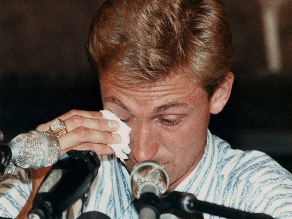 Get over it Canada: Gretzky's trade was good for hockey