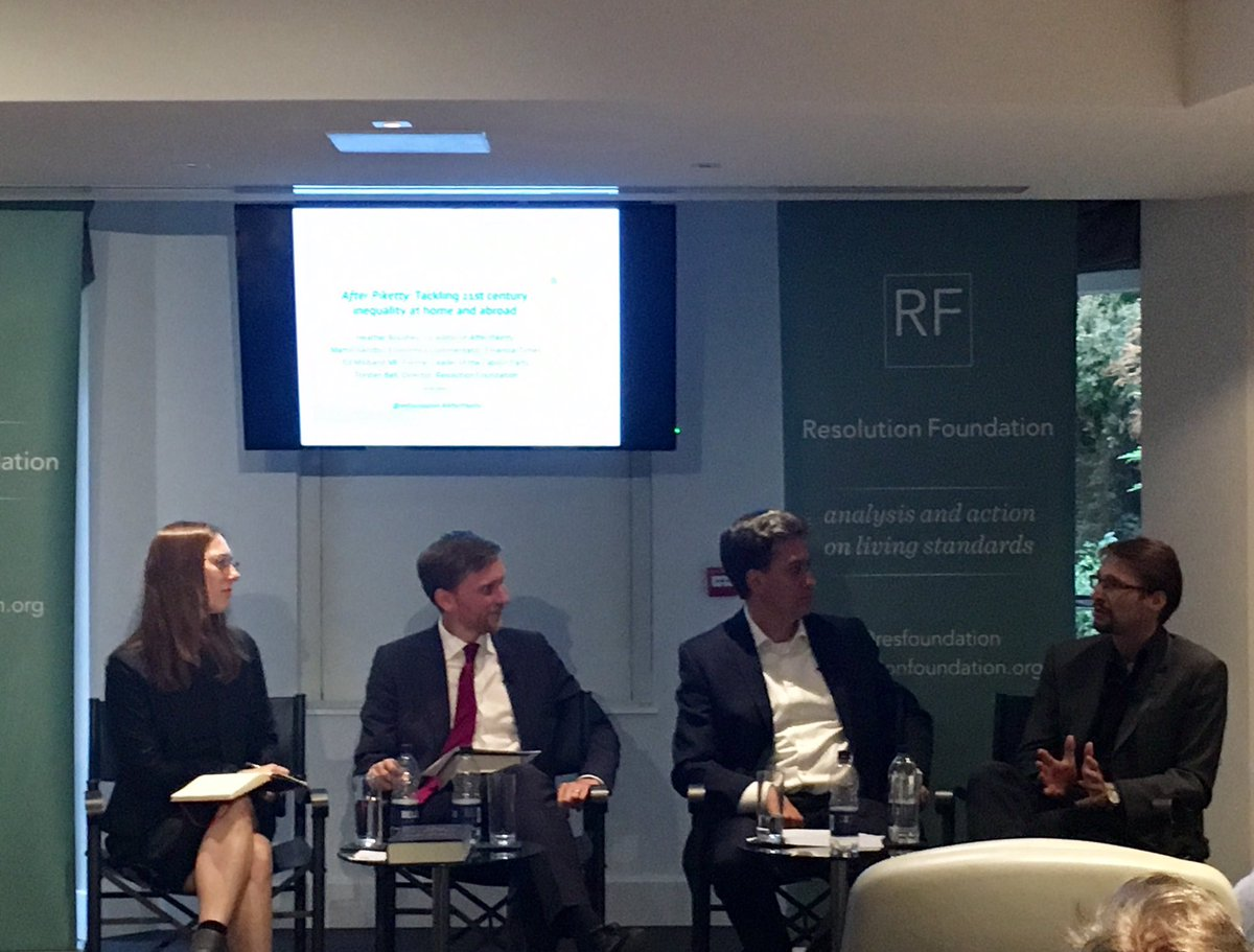 test Twitter Media - RT @Harvard_Press: Huge thanks to @resfoundation for a great event this evening #AfterPiketty https://t.co/g3iZx63R6u