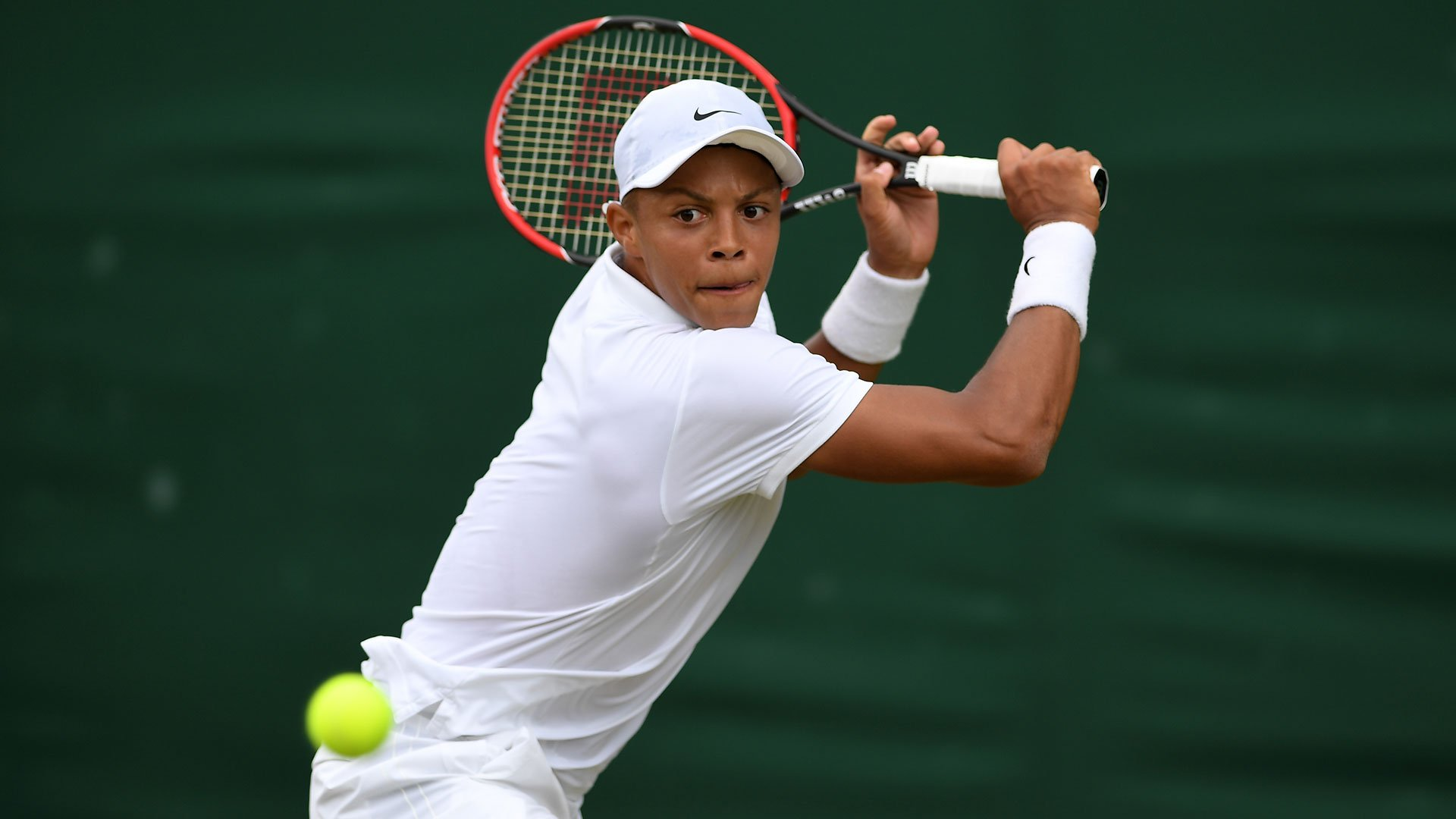 British teen @Jay27798 is one win away from qualifying for the @Wimbledon main draw. Read: https://t.co/HOvVayv2t0 https://t.co/TTrmzANmy3