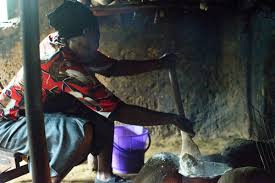 Elders save Busia woman after husband threatens to kill her for cooking ugali wrong