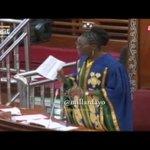 Adhabu iliyotolewa na Bunge kwa Mbunge wa CHADEMA leo