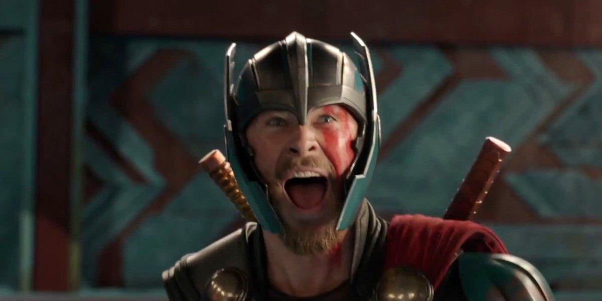 Marvel's Thor: Ragnarok Trailer Gets the 8-Bit Treatment - https://t.co/dTuJFmSZ5n https://t.co/yJ8uW4Ky93