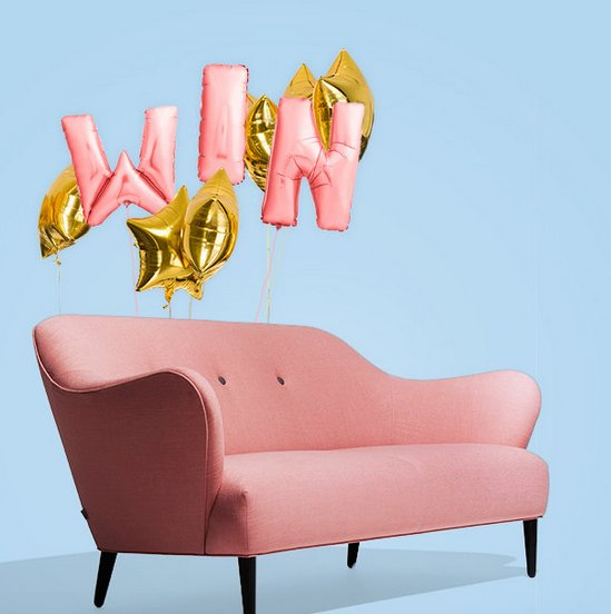 Industry West Sofa Giveaway