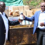 Nyeri gets Sh3m pesticides to get rid of stubborn armyworm