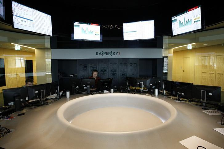 FBI questions U.S. employees of Russian cyber firm Kaspersky Lab