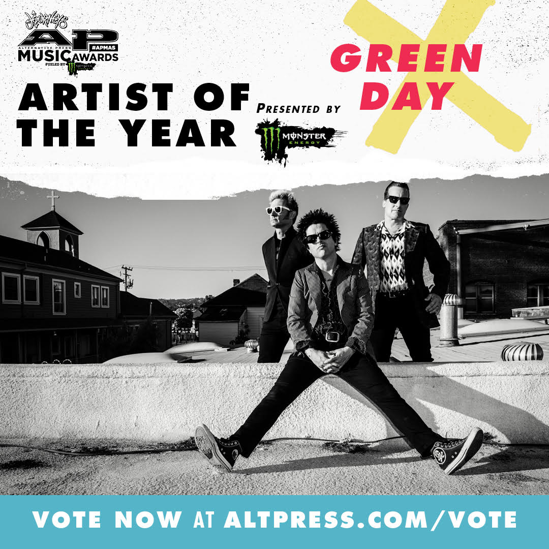 Vote Green Day now at @AltPress : https://t.co/2puPuWzUkm #apmas https://t.co/Y7kRA3z9l4
