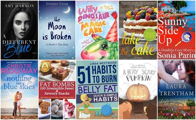 10 Free Kindle Books For 6/28!! - Amazon Ebooks Freebie Freebies