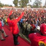 President Kenyatta rallies Jubilee-stronghold of Tharaka Nithi for August 8