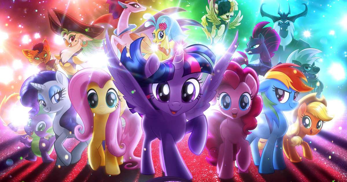 My Little Pony: The Movie Trailer #2 Introduces a New Breed of Hero https://t.co/j1xdWJCWhe https://t.co/UMoudqbA8Z